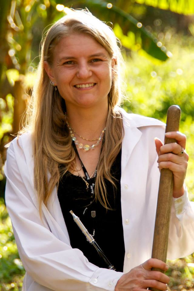 Christina Laurikainen, Co-Teacher at Permaculture Design Course Online